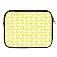 Yellow Orange Star Space Light Apple Ipad 2/3/4 Zipper Cases by Mariart