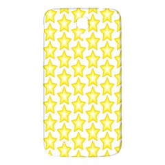 Yellow Orange Star Space Light Samsung Galaxy Mega I9200 Hardshell Back Case