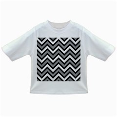 Zig Zags Pattern Infant/toddler T Shirts by Valentinaart