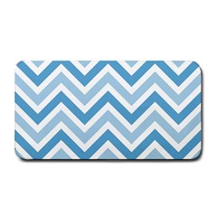 Zig Zags Pattern Medium Bar Mats by Valentinaart