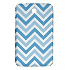 Zig Zags Pattern Samsung Galaxy Tab 3 (7 ) P3200 Hardshell Case  by Valentinaart