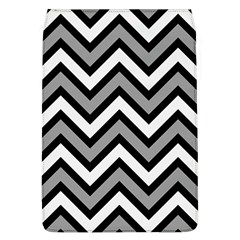 Zig Zags Pattern Flap Covers (l)  by Valentinaart