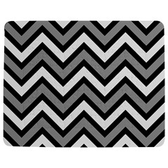 Zig Zags Pattern Jigsaw Puzzle Photo Stand (rectangular) by Valentinaart