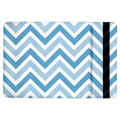 Zig Zags Pattern Ipad Air Flip by Valentinaart