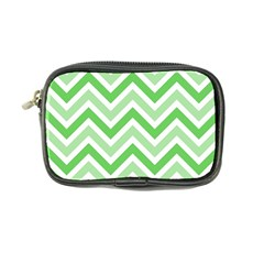 Zig Zags Pattern Coin Purse by Valentinaart