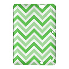 Zig Zags Pattern Kindle Fire Hdx 8 9  Hardshell Case by Valentinaart