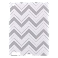 Zig Zags Pattern Apple Ipad 3/4 Hardshell Case by Valentinaart