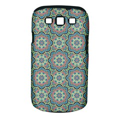 Decorative Ornamental Geometric Pattern Samsung Galaxy S Iii Classic Hardshell Case (pc+silicone) by TastefulDesigns