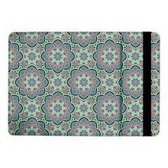 Decorative Ornamental Geometric Pattern Samsung Galaxy Tab Pro 10 1  Flip Case by TastefulDesigns