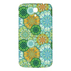 Forest Spirits  Green Mandalas  Samsung Galaxy Mega I9200 Hardshell Back Case by bunart