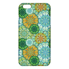 Forest Spirits  Green Mandalas  Iphone 6 Plus/6s Plus Tpu Case by bunart