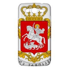 Greater Coat Of Arms Of Georgia Samsung Galaxy Mega 5 8 I9152 Hardshell Case  by abbeyz71