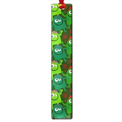 Seamless Little Cartoon Men Tiling Pattern Large Book Marks