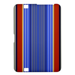 Colorful Stripes Background Kindle Fire Hd 8 9  by Simbadda