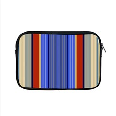 Colorful Stripes Background Apple Macbook Pro 15  Zipper Case by Simbadda