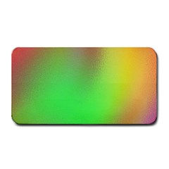 November Blurry Brilliant Colors Medium Bar Mats by Simbadda