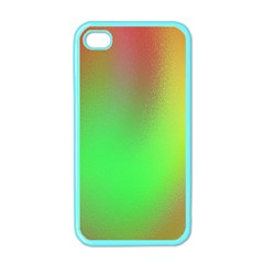 November Blurry Brilliant Colors Apple Iphone 4 Case (color) by Simbadda