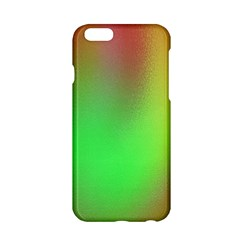 November Blurry Brilliant Colors Apple Iphone 6/6s Hardshell Case by Simbadda