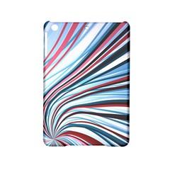 Wavy Stripes Background Ipad Mini 2 Hardshell Cases by Simbadda