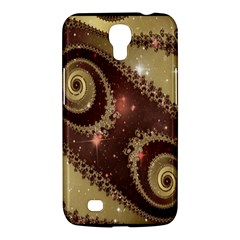 Space Fractal Abstraction Digital Computer Graphic Samsung Galaxy Mega 6 3  I9200 Hardshell Case by Simbadda