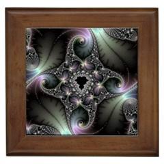 Magic Swirl Framed Tiles by Simbadda
