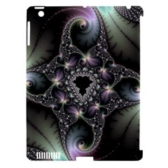 Magic Swirl Apple Ipad 3/4 Hardshell Case (compatible With Smart Cover) by Simbadda