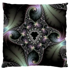 Magic Swirl Large Cushion Case (One Side)