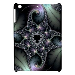 Magic Swirl Apple Ipad Mini Hardshell Case by Simbadda