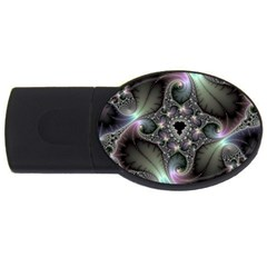 Precious Spiral Wallpaper USB Flash Drive Oval (2 GB) by Simbadda