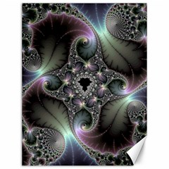 Precious Spiral Wallpaper Canvas 12  X 16   by Simbadda
