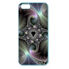 Precious Spiral Wallpaper Apple Seamless Iphone 5 Case (color) by Simbadda