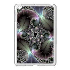 Precious Spiral Wallpaper Apple Ipad Mini Case (white) by Simbadda