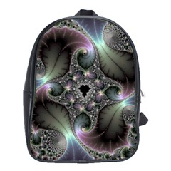 Precious Spiral Wallpaper School Bags (XL)  by Simbadda