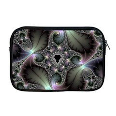 Precious Spiral Wallpaper Apple Macbook Pro 17  Zipper Case by Simbadda