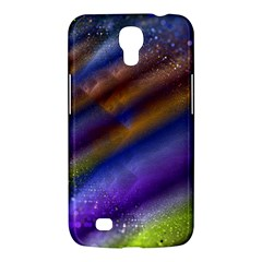Fractal Color Stripes Samsung Galaxy Mega 6 3  I9200 Hardshell Case by Simbadda