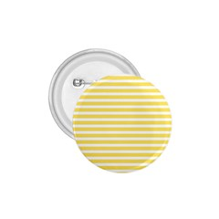 Horizontal Stripes Yellow 1 75  Buttons by Mariart