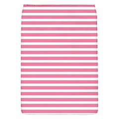 Horizontal Stripes Light Pink Flap Covers (s)