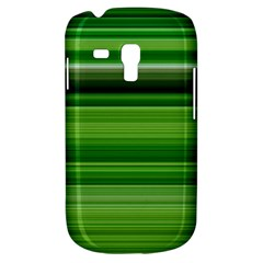 Horizontal Stripes Line Green Galaxy S3 Mini by Mariart