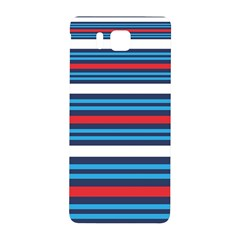 Martini Style Racing Tape Blue Red White Samsung Galaxy Alpha Hardshell Back Case