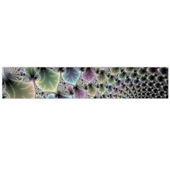 Beautiful Image Fractal Vortex Flano Scarf (large) by Simbadda