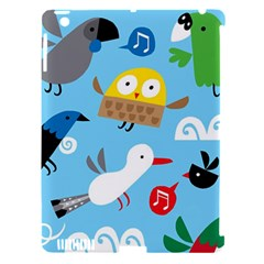 New Zealand Birds Close Fly Animals Apple Ipad 3/4 Hardshell Case (compatible With Smart Cover) by Mariart