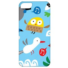 New Zealand Birds Close Fly Animals Apple Iphone 5 Classic Hardshell Case by Mariart