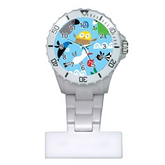 New Zealand Birds Close Fly Animals Plastic Nurses Watch by Mariart