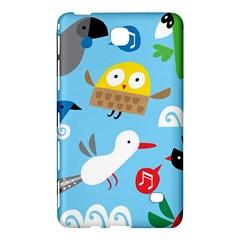New Zealand Birds Close Fly Animals Samsung Galaxy Tab 4 (8 ) Hardshell Case