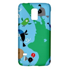 New Zealand Birds Detail Animals Fly Galaxy S5 Mini by Mariart