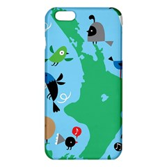 New Zealand Birds Detail Animals Fly Iphone 6 Plus/6s Plus Tpu Case by Mariart