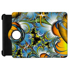High Detailed Fractal Image Background With Abstract Streak Shape Kindle Fire Hd 7  by Simbadda