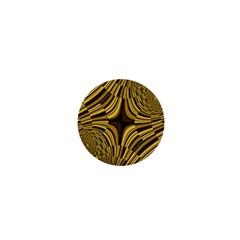 Fractal Golden River 1  Mini Magnets by Simbadda