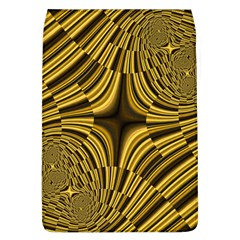 Fractal Golden River Flap Covers (l)  by Simbadda