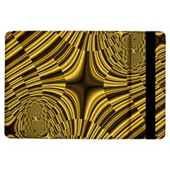 Fractal Golden River iPad Air Flip by Simbadda